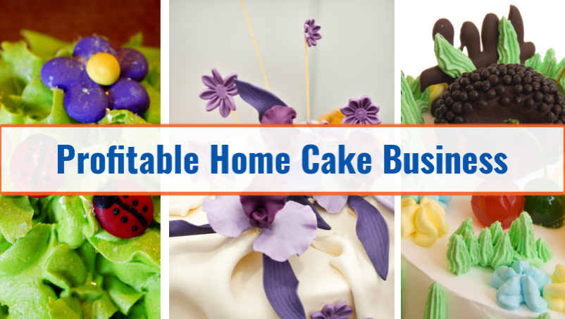 Home Cake Business